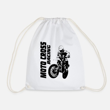 Motocross - Moto Cross - Supercross - MX - Drawstring Bag