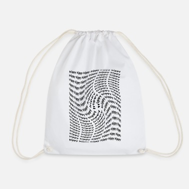 Trippy trippy - Drawstring Bag