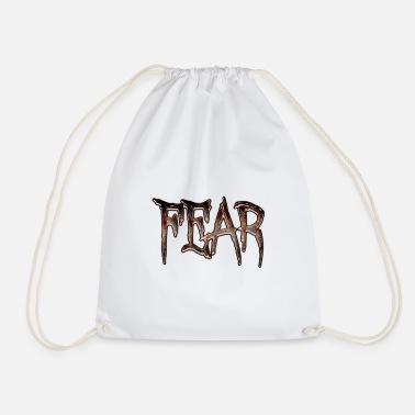 Gamer Fear - Drawstring Bag