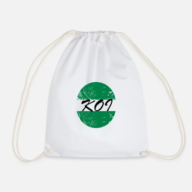Koi Koi - Drawstring Bag