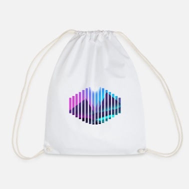 Digital Art Digital art - Drawstring Bag