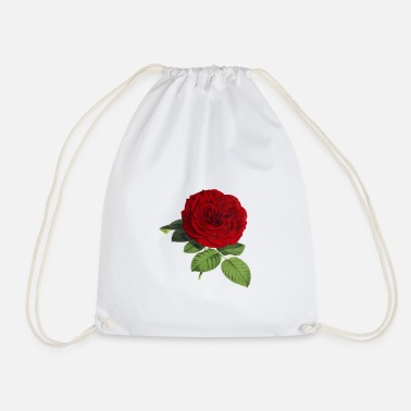 Blume Rose Blume - Drawstring Bag