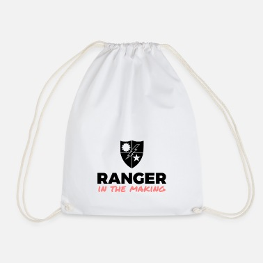 Ranger in the Making - Drawstring Bag