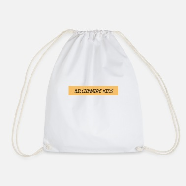 Collection For Kids BILLIONAIRE KIDS COLLECTION - Drawstring Bag