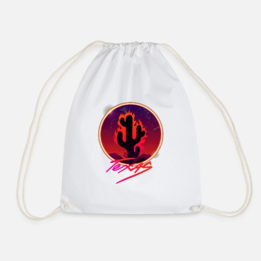 Texas Texas - Drawstring Bag