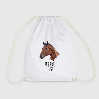Cheval Cheval chevaux amour cheval - Sac de sport léger