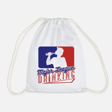 Major League Major League Drink Graphic - Drawstring Bag
