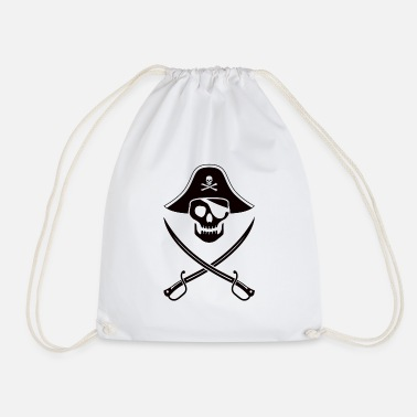 Buccaneers Pirate buccaneers seafaring - Drawstring Bag