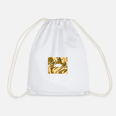 Swagg Eye of swaggs camouflage flex - Drawstring Bag