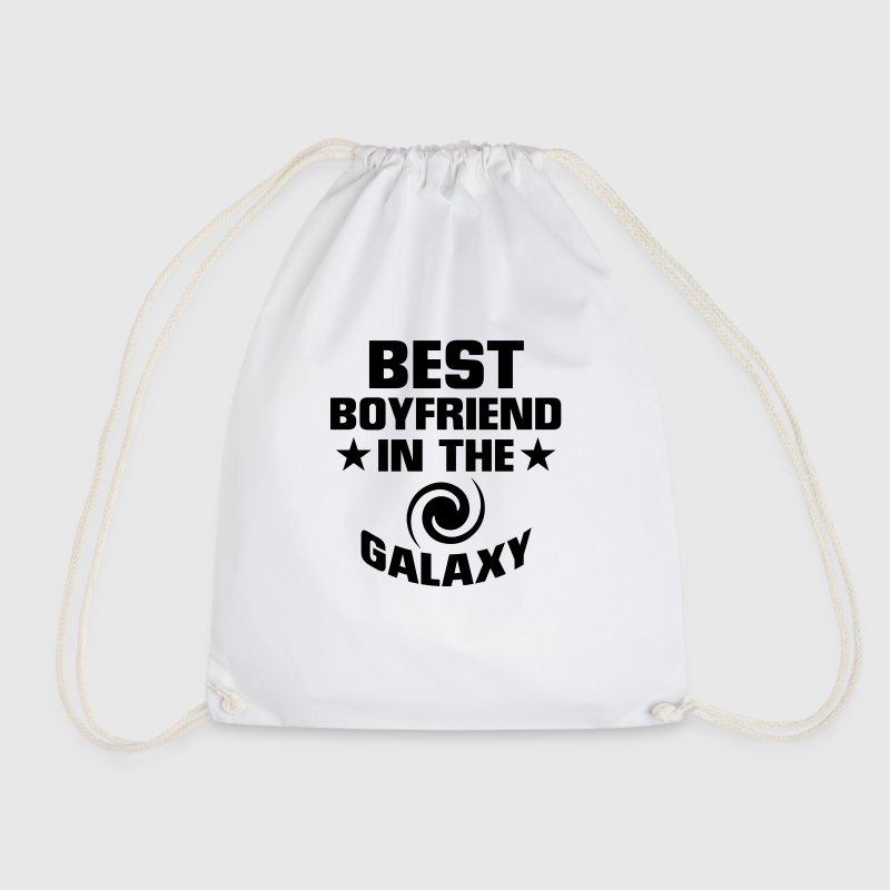 BEST FRIEND IN THE GALAXY! - Drawstring Bag
