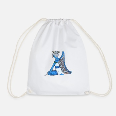 Elf elf - Drawstring Bag