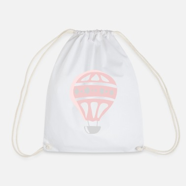 Hot Air Balloon hot air balloon - Drawstring Bag