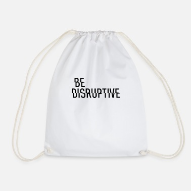Be BE DISRUPTIVE - Jumppakassi