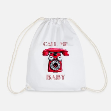 Phone PHONE - Drawstring Bag
