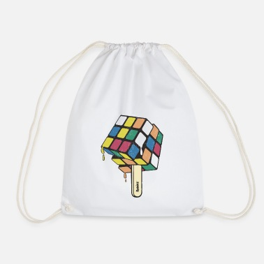 Rubik's Cube Ice Lolly - Gymnastikpåse