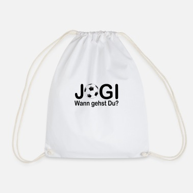 Jogi Jogi When are you leaving? - Drawstring Bag