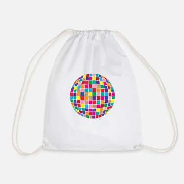 Disco Disco / Disco - Drawstring Bag