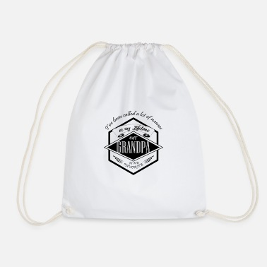 Best Grandpa Best grandpa - Drawstring Bag