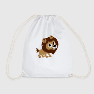 Kleiner Löwe - Little Lion - Baby - Kind - Turnbeutel