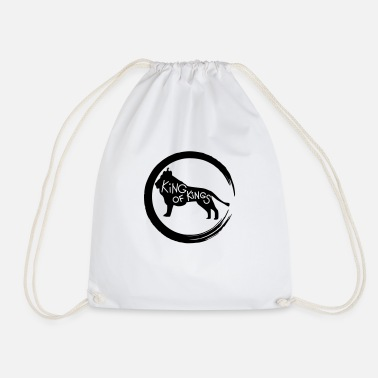 King King of kings - Drawstring Bag