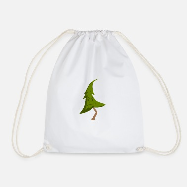 Moody Moody fir - Drawstring Bag