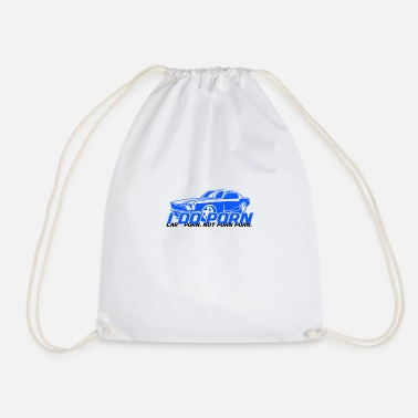 Porn I DO PORN. CAR PORN. NOT PORN PORN. - Drawstring Bag