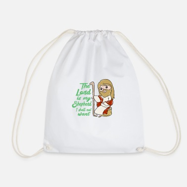 Christian Christianity - Drawstring Bag