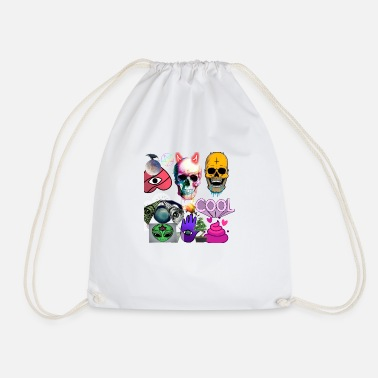 Homer Jupp Simbson - Drawstring Bag