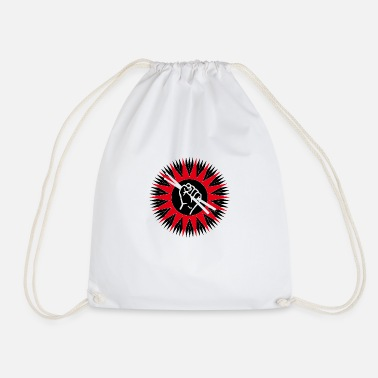 Drums drums drums - Drawstring Bag
