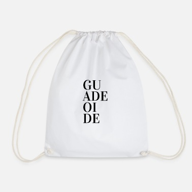 Guade Oide 1.0 - Drawstring Bag