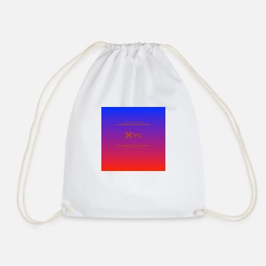 If so and a black t-shirt with my YouTube logo - Drawstring Bag