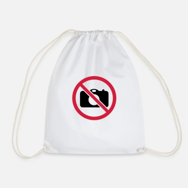Picture No pictures! - Drawstring Bag