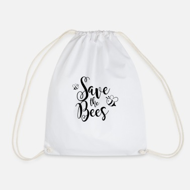 Save the Bees - Turnbeutel