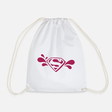 Officialbrands DC Comics Supergirl Logo - Turnbeutel