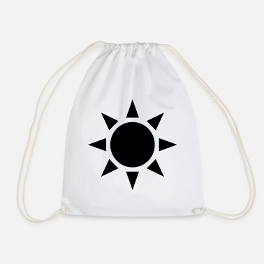 Sun Signs Sun, sun sign - Drawstring Bag