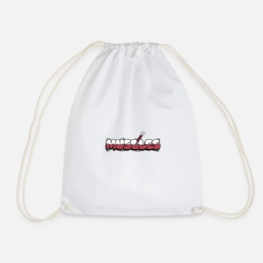Anabolic Steroids Muscle syringe training instead of anabolic steroids - Drawstring Bag