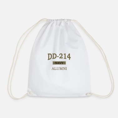 Navy Navy - Drawstring Bag