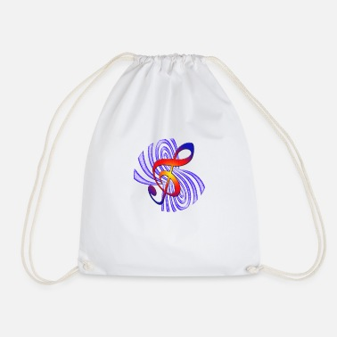 Music Note Musical Notes Violin Music Notes Music - Drawstring Bag