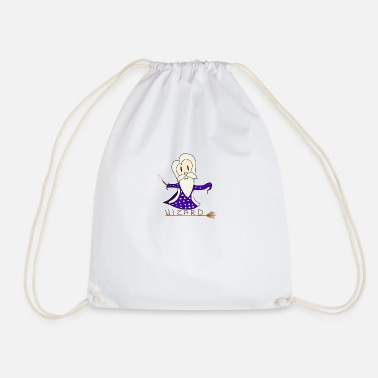 Wizard Wizard - Drawstring Bag