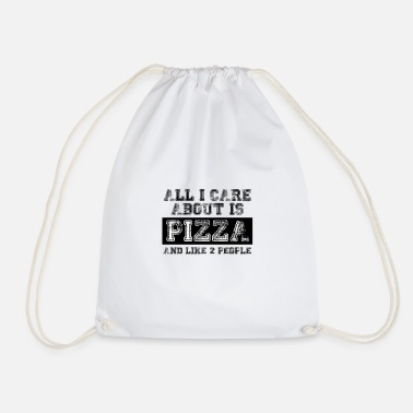 All I care about is... - Drawstring Bag