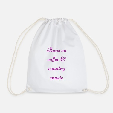 Country Coffee & country - Sac de sport léger