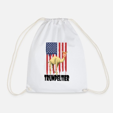 Trumpeltier - Drawstring Bag