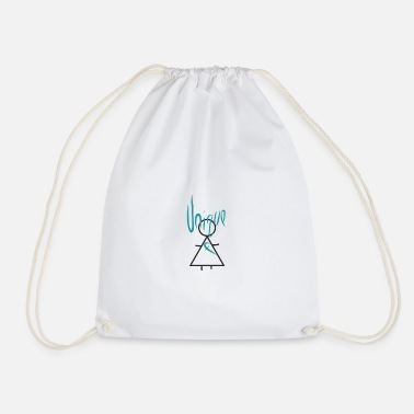 Unique Unique by JG woman - Drawstring Bag