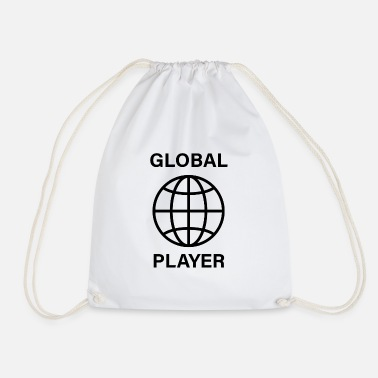 Global acteur global - Sac à dos cordon