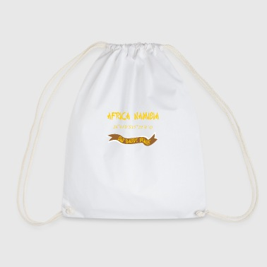 Africa Namibia Big Daddy Dune - Drawstring Bag