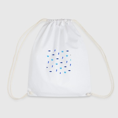 Reason reasons - Drawstring Bag