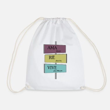 Philosophy Directory of Philosophy - Drawstring Bag
