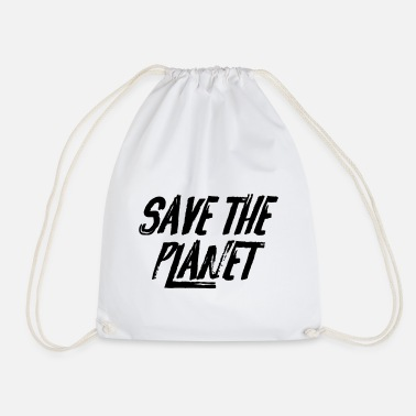 Die Besten Save the Planet - Turnbeutel