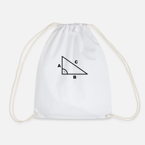 Math Symbol Triangle Right Angle By Thoughtfulneeds Spreadshirt