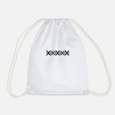 Helix DNA - Drawstring Bag